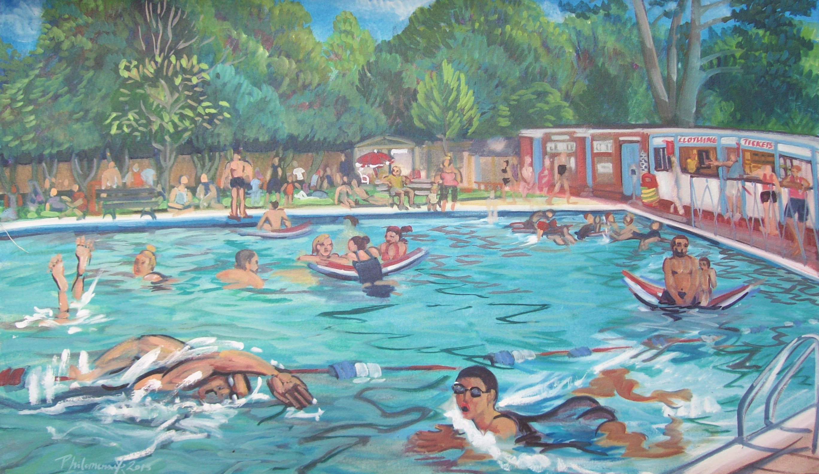 Pell's Pool, Lewes (Fine Art Prints)