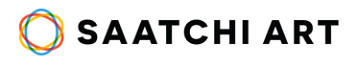 Logo Image of Saatchi Art Website
