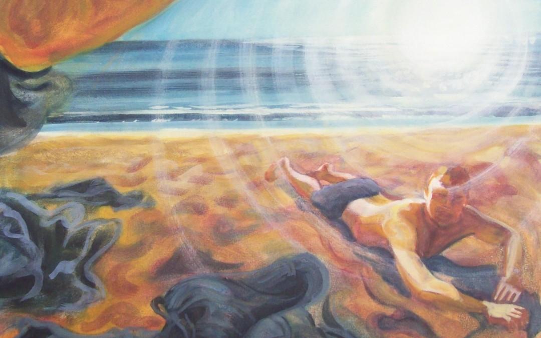 Searing Sand