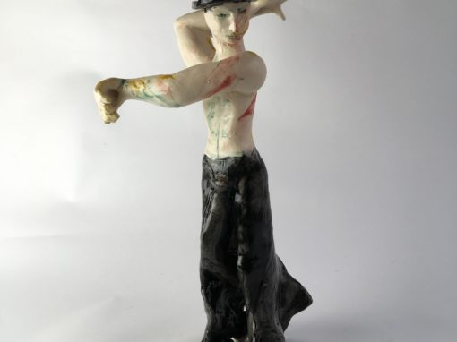 Male Flamenco Dancer