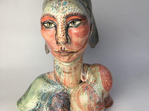 Chameleon Woman